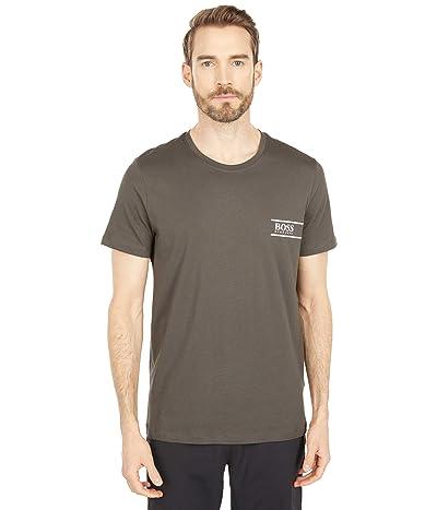 BOSS Hugo Boss T-Shirt 24 Round Neck (Smokey Olive Green) Men