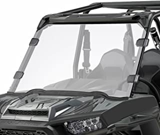 Orion Motor Tech UTV Full Windshield, Compatible with Polaris Razor, 15-18 RZR 900, 15-18 RZR 4 900, 15-18 RZR S 900, 15-18 RZR XC 900, 14-18 RZR 1000, 16-18 RZR S 1000, 16-18 RZR XP Turbo, 14-18 RZR
