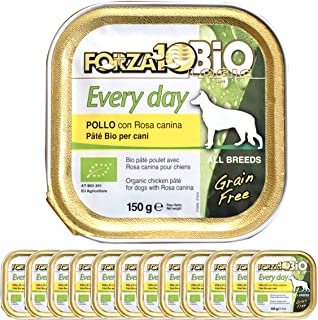 FORZA10 犬用総合栄養食 エブリデイビオウェット チキン 150g×12缶