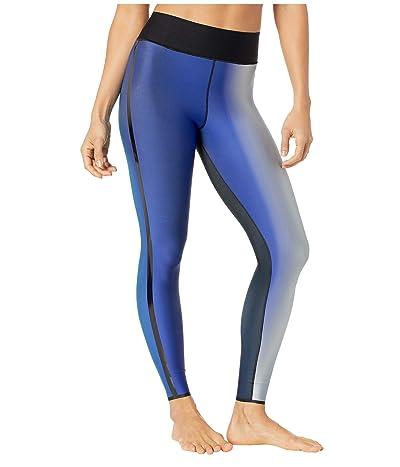 Ultracor Stratus Ultra High Leggings (Midnight Print/Patent Nero) Women