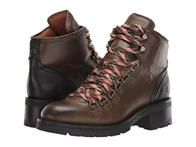 Frye Alta Hiker (Olive Multi) Women