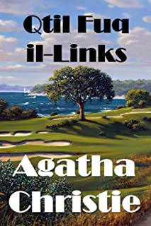Qtil Fuq il-Links: The Murder on the Links, Maltese edition