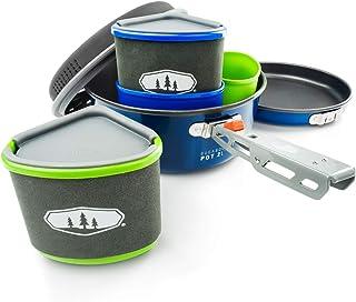 GSI Outdoors 44220 Kit de Cocina, Unisex Adulto, Multicolor, Talla Única