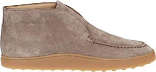 Tod's Luxury Fashion Mens XXM52B0CW20RE0C405 Brown Ankle Boots |