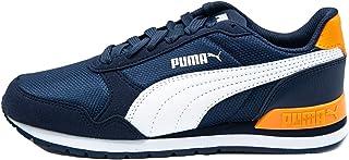 Tênis PUMA ST Runner v2 Mesh JR criança-unissex