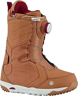 Burton - Womens Limelight Boa Snowboard Boots 2018, Blush, 8.5