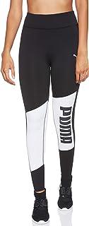 Puma Logo Black Pants For Women, Size S