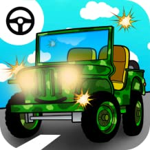 Ultimate army truck car games free: 4x4 offroad driving