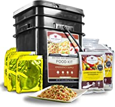 Wise Company Emergency Food Supply, Gluten Free Breakfast and Entree Variety, 25-Year Shelf Life, 84 Servings