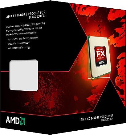 AMD Black Edition FX-8300 Vishera 8-Core Socket AM3-Plus 95W FD8300WMHKBOX Desktop Processor