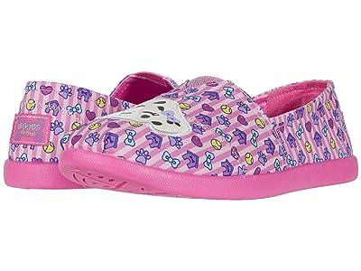 SKECHERS KIDS Bobs Solestice 2.0 300002L (Little Kid/Big Kid) (Pink/Multi) Girl