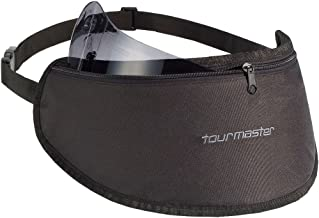 "Tour Master Select Visor Motorcycle Helmet Bag - Black / 20"" L x 6"" W"