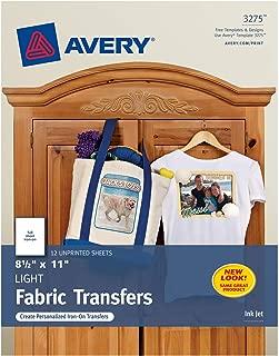 Iron On Bag Transfers