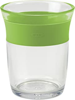 Oxo Tot, Copo Infantil Linha Big Kids, 148 ml, Verde