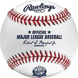 Rawlings Official Los Angeles Dodgers 60th Anniversary MLB Game Baseball Boxed