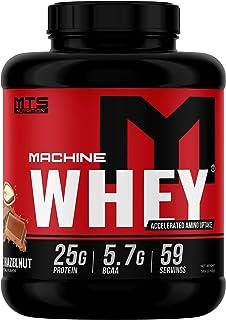 MTS Machine Whey Protein (5lb, Chocolate Hazelnut)