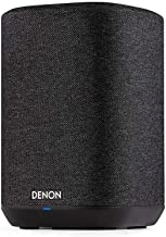 Denon Home 150 Wireless Speaker (2020 Model) | HEOS Built-in, AirPlay 2, and Bluetooth | Alexa Compatible | Compact Design...