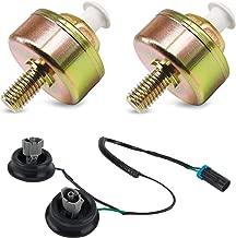 GM Knock Sensor 12601822 with Harness Kit 12589867, Fits Chevy Silverado, Tahoe, Express, Suburban   GMC Savana, Sierra - Set of 2
