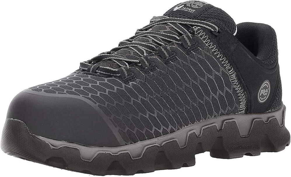 果てしない救急車輪郭[ティンバーランド] PRO Men's Powertrain Sport Alloy-Toe EH Industrial & Construction Shoe