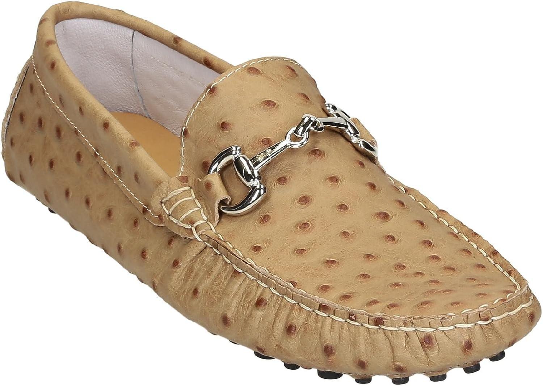 Leonardo Shoes Men's Leather Loafers Shoes