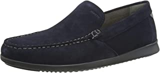 Geox U Sile A, Mocassins (Loafers) Homme