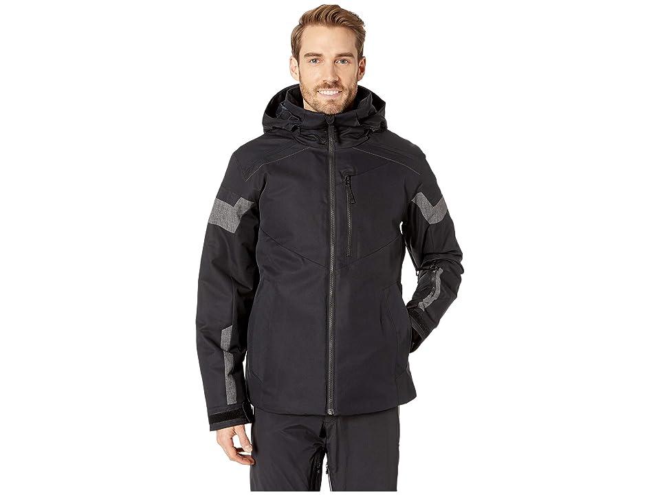 Obermeyer Tor Jacket (Black) Men