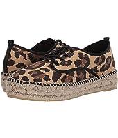 Loeffler Randall - Alfie Lace-Up Platform Espadrille Sneaker
