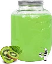 Best 2 gallon glass jug with spigot Reviews