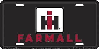 CHROMA 2006 Case IH Int'l Harvester Stamped Metal License Plate