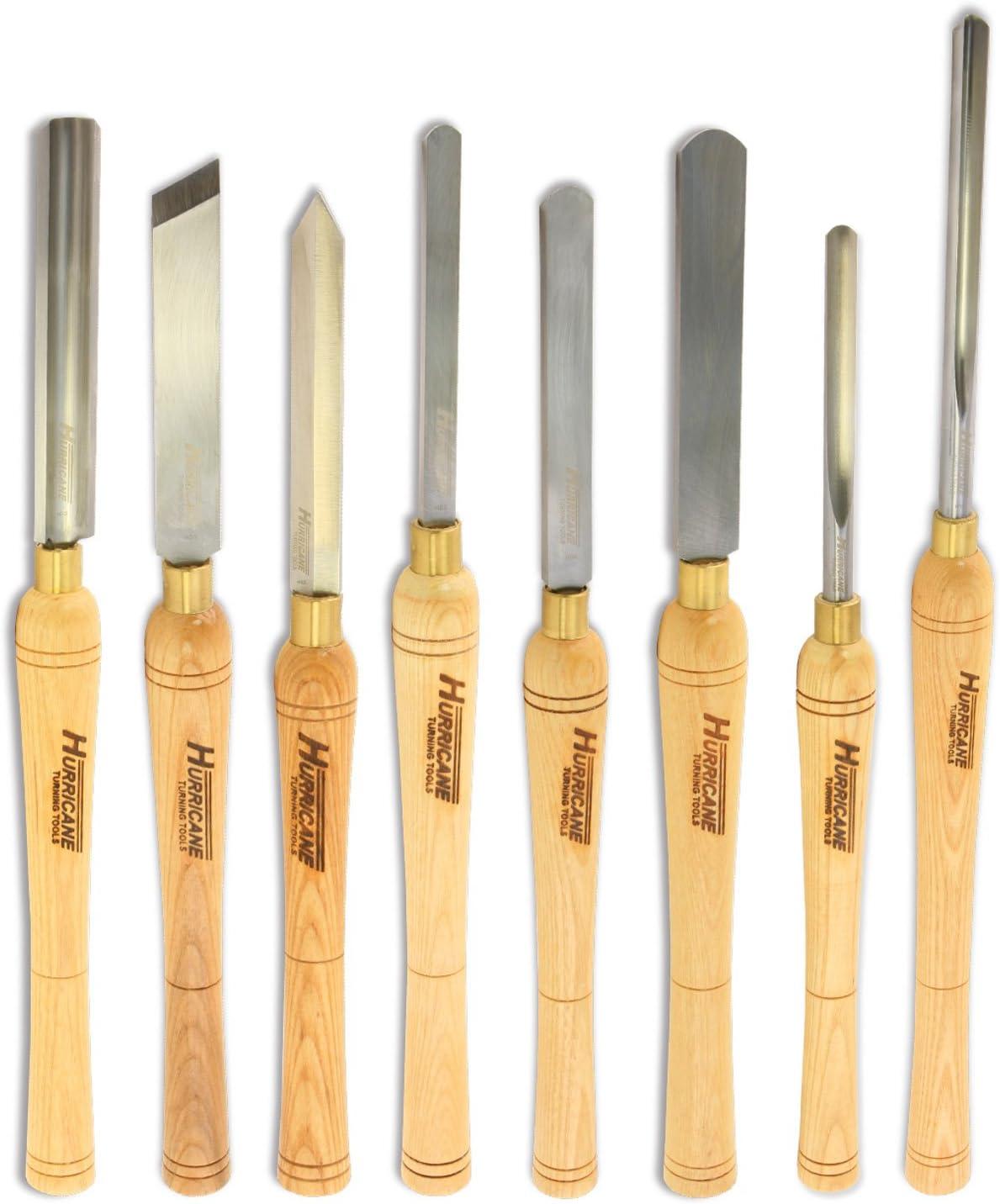Hurricane Turning Tools HSS 8 Starter Piece Set Standard supreme Super sale period limited Seri