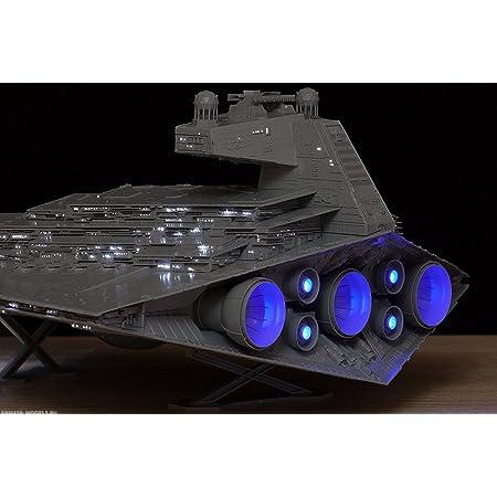 Star wars スター・ウォーズ Imperial Star Destroyer 9057 +バックライトキット backlight kitインペリアル級スター・デストロイヤー、組み立て代のモデル by Zvezda LLC model kit