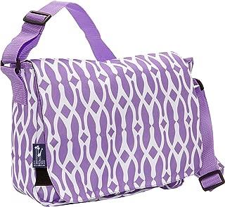 Wildkin Kickstart 13 x 10 Inch Messenger Bag (Wishbone)