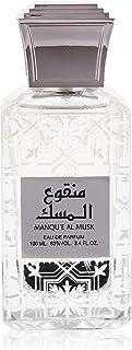 manqu'e al musk By Lattafa for Unisex - Eau de Parfum, 100ml