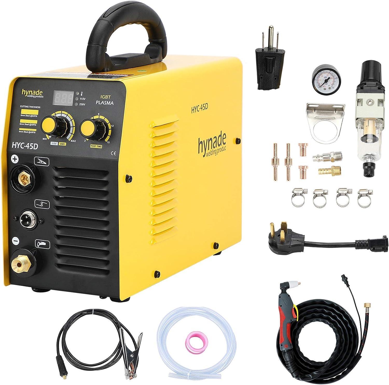 Oklahoma Choice City Mall Plasma Cutter Dual Voltage 115 plasma Inv cutting machine 230V