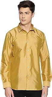 Tattva Men Solid Formal Shirt