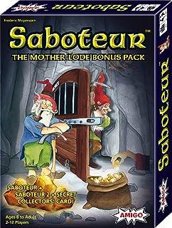 Best amigo saboteur card game Reviews