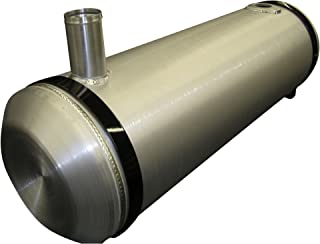 10x30 Remote Fill Spun Aluminum Gas Tank - Sending unit flange 3/8 NPT - 10 Gallon - Marine Boat - Sandrail - Dune Buggy - Trike - Offroad - Made in the USA!