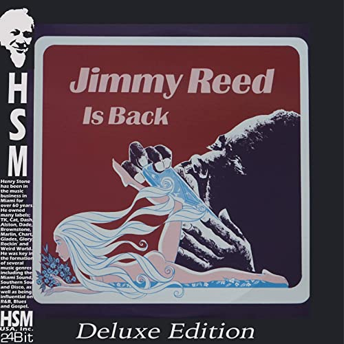 Jimmy Reed is Back (Deluxe Edition) by Jimmy Reed on Amazon