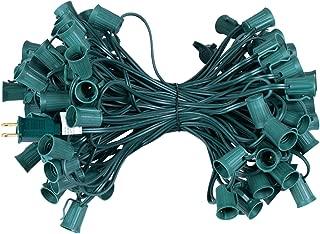 C9 Light Strand 100 FT for E17 Socket -12