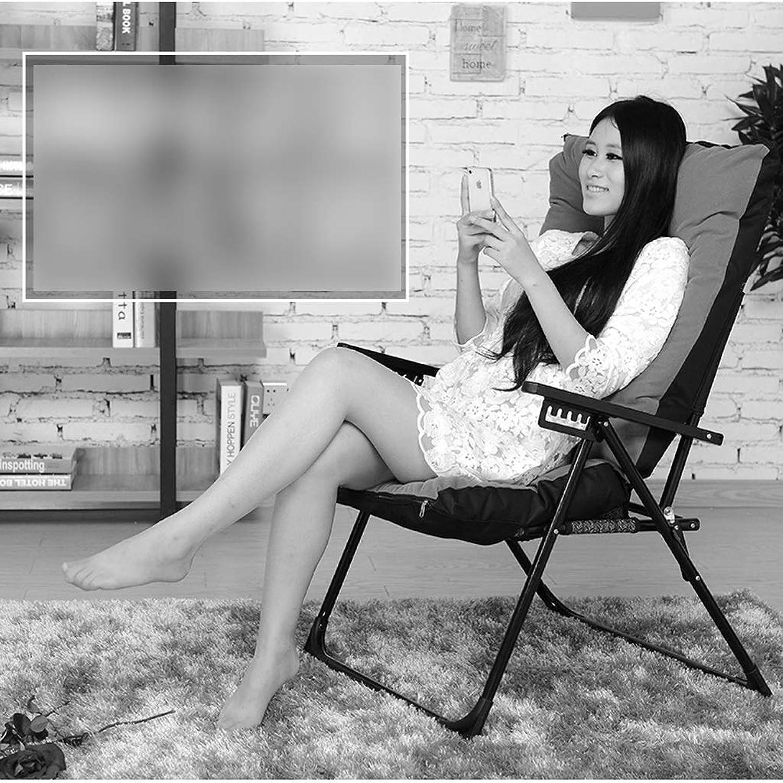 promocionales de incentivo GCCI Tumbona Silla plegable Silla de la computadora Oficina en en en casa Silla de ocio Dormitorio Sofá perezoso,gris,  el precio más bajo