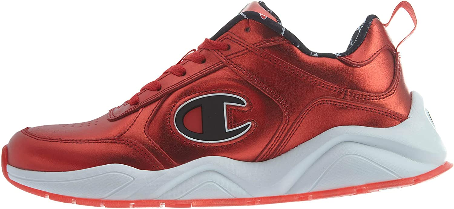 Champion Mens 93Eighteen Metallic Casual Fashion Sneakers