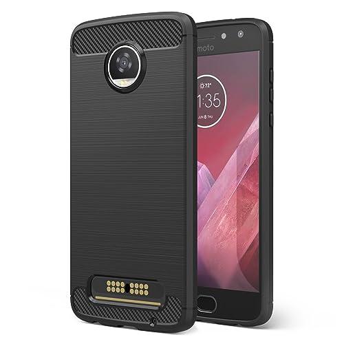 ba72e0e10 Moto Z2 Play Cases  Amazon.co.uk
