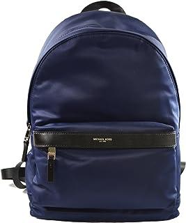 Michael Kors Men's Kent,Nylon Backpack - Indigo (Blue)