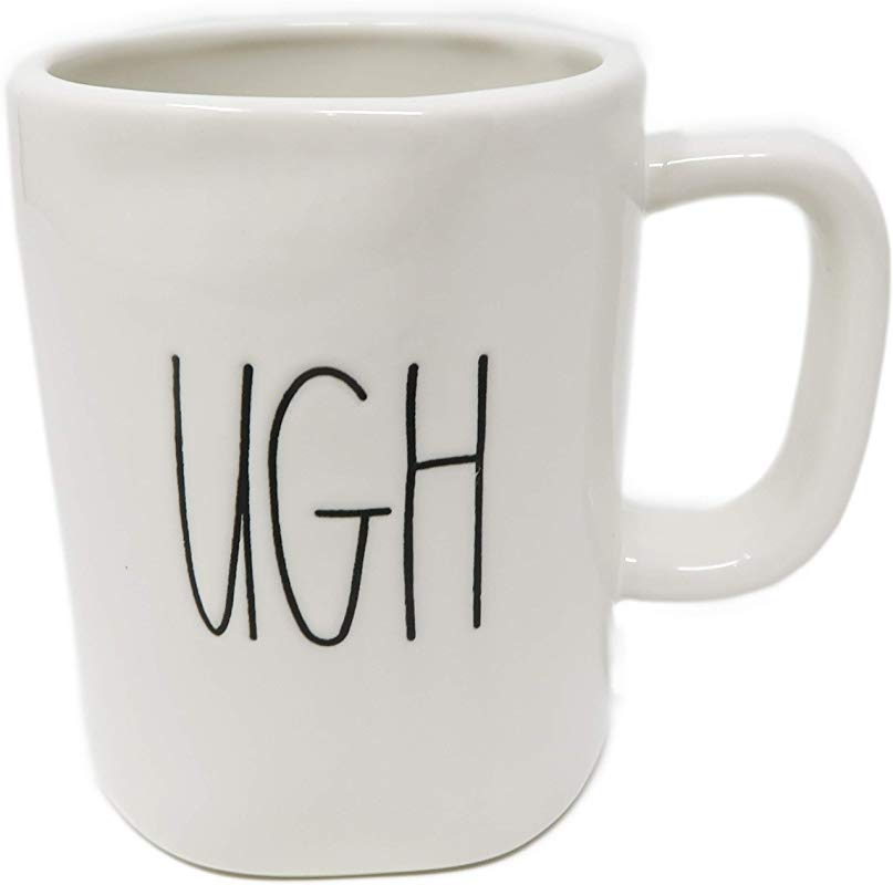 Rae Dunn By Magenta UGH Ceramic Coffee Mug