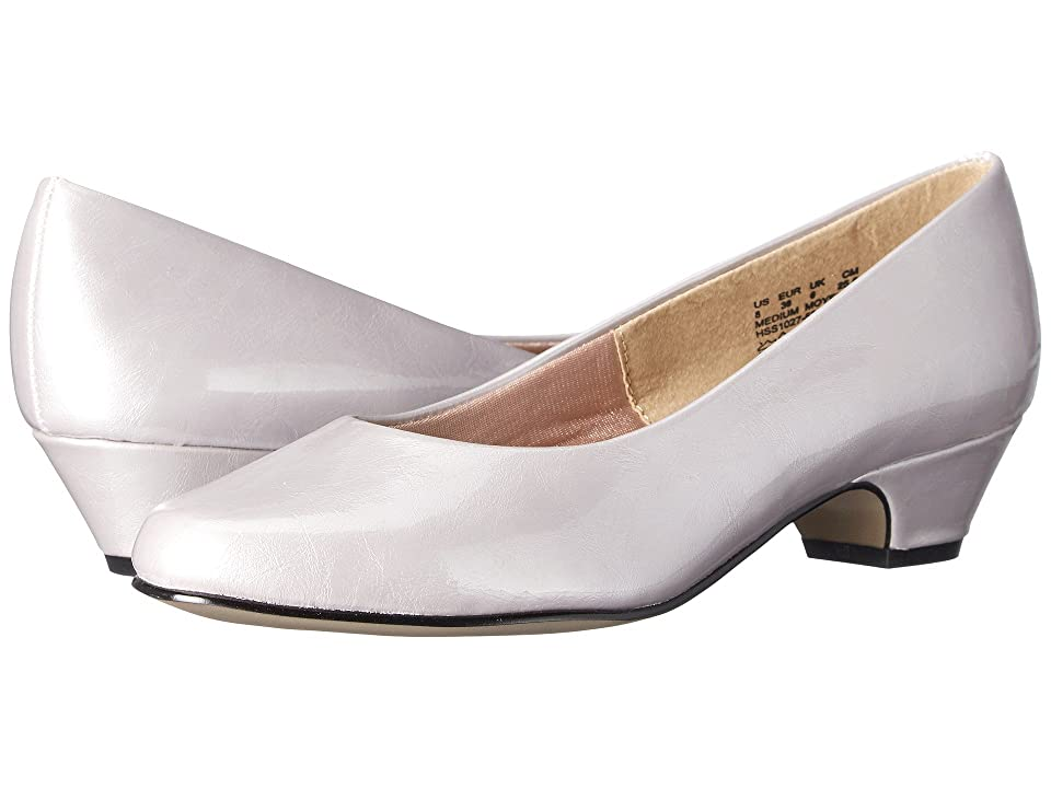 Soft Style Angel II (Evening Haze Pearlized Patent) Women