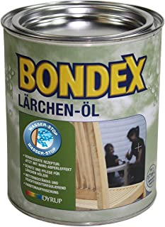 Bondex Lärchen Öl 0,75 l - 329620