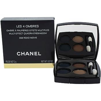 Chanel Les 4 Ombres Sombras de Ojos Color 288 Road Movie Esmalte - 2 gr: Amazon.es: Belleza