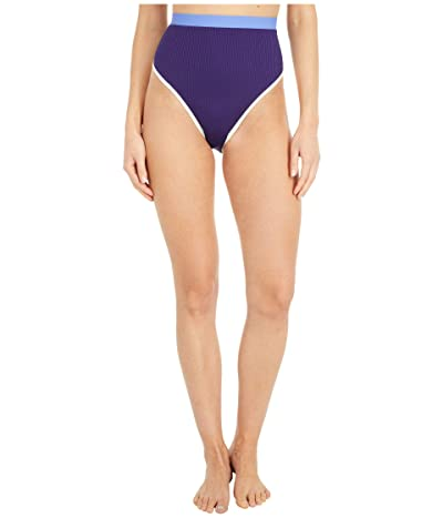 Jessica Simpson Chop Change High-Waisted Bottoms (Shadow Multi) Women