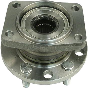 Beck Arnley 051-6237 Hub and Bearing Assembly