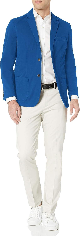 Essentials Mens Woven Sport Coat